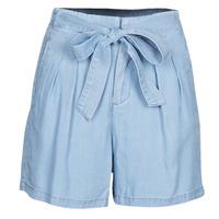 Oblačila Ženske Kratke hlače & Bermuda Vero Moda VMMIA Modra