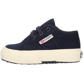 Čevlji  Otroci Nizke superge Superga 2750S0005P0933 Blue