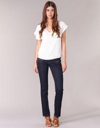 Oblačila Ženske Jeans straight Pepe jeans VENUS Modra / M15