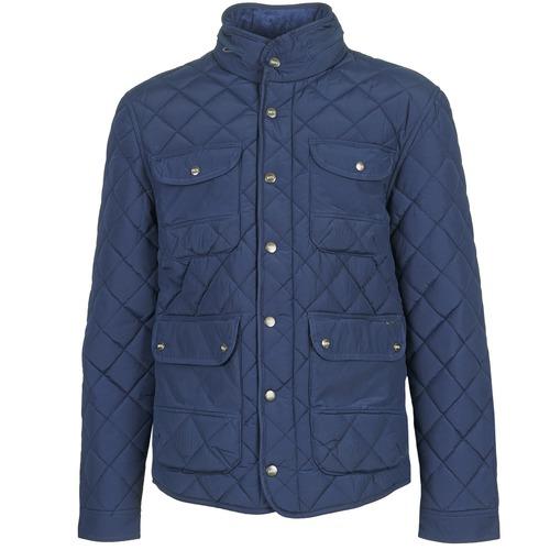 Oblačila Moški Puhovke Pepe jeans HUNTSMAN Modra