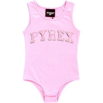 Oblačila Deklice Majice brez rokavov Pyrex 024858 Rosa