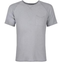 Oblačila Moški Majice s kratkimi rokavi Xagon Man  Siva