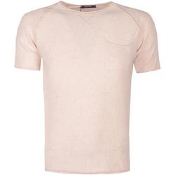 Oblačila Moški Majice s kratkimi rokavi Xagon Man  Bež