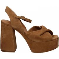 Čevlji  Ženske Sandali & Odprti čevlji Vic NIZZA biscotto