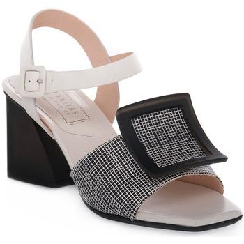 Čevlji  Ženske Sandali & Odprti čevlji Hispanitas PRAGA SAFFIANO Beige