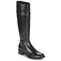 Čevlji  Ženske Mestni škornji    Unisa ENERIZ Črna