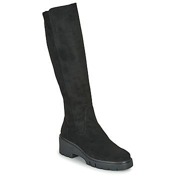Čevlji  Ženske Mestni škornji    Unisa JELIZA Črna