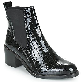 Čevlji  Ženske Gležnjarji Myma KIOLI Črna