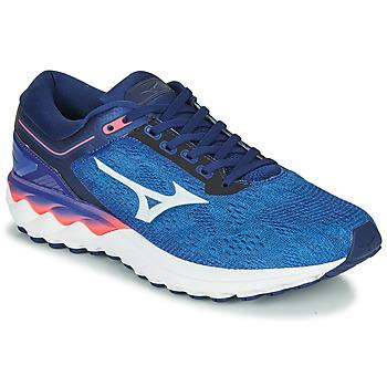 Čevlji  Moški Tek & Trail Mizuno WAVE SKY RISE Modra