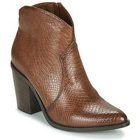 Čevlji  Ženske Gležnjarji MTNG 50187-C50166 Kostanjeva