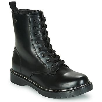 Čevlji  Ženske Polškornji MTNG 50192-C47638 Črna