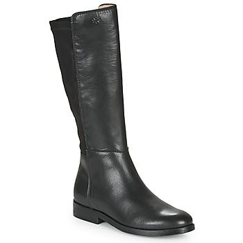 Čevlji  Deklice Mestni škornji    Acebo's 9864-NEGRO-T Črna