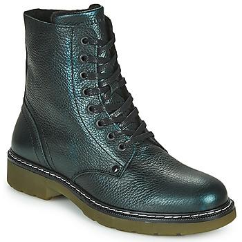 Čevlji  Deklice Polškornji Bullboxer AOL501E6LGPETR Zelena