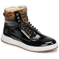 Čevlji  Deklice Visoke superge Bullboxer AOF503E6L-BLCK Črna