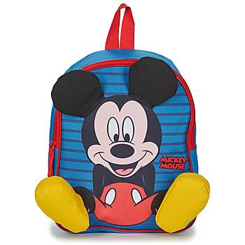 Torbice Dečki Nahrbtniki Disney BACKPACK MICKEY Večbarvna