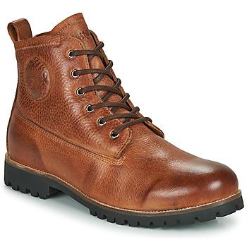 Čevlji  Moški Polškornji Blackstone OM60 Kostanjeva