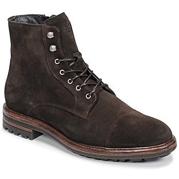 Čevlji  Moški Polškornji Blackstone UG20 Črna