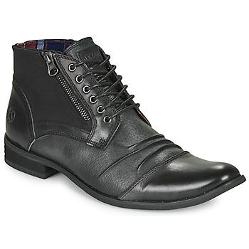 Čevlji  Moški Polškornji Kdopa TOM Črna
