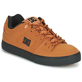 Čevlji  Moški Nizke superge DC Shoes PURE WNT Kostanjeva