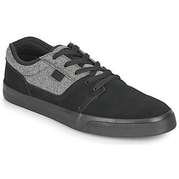 Čevlji  Moški Nizke superge DC Shoes TONIK SE Črna / Siva