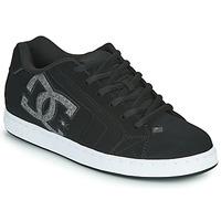 Čevlji  Moški Nizke superge DC Shoes NET Črna / Siva