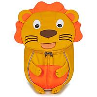 Torbice Otroci Nahrbtniki Affenzahn LENA LION Oranžna