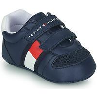 Čevlji  Otroci Nizke superge Tommy Hilfiger T0B4-30191 Modra