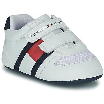 Čevlji  Otroci Nizke superge Tommy Hilfiger  Bela