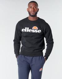Oblačila Moški Puloverji Ellesse SL SUCCISO Črna