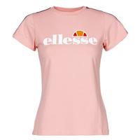 Oblačila Ženske Majice s kratkimi rokavi Ellesse MALIS Rožnata