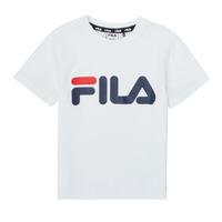 Oblačila Otroci Majice s kratkimi rokavi Fila LEA Bela