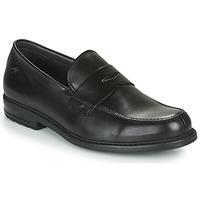 Čevlji  Moški Mokasini Fluchos SIMON Črna