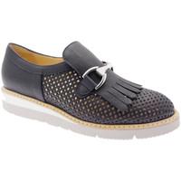 Čevlji  Ženske Mokasini Donna Soft DOSODS0760Gbl blu