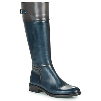 Čevlji  Ženske Mestni škornji    Dorking TIERRA Modra / Siva