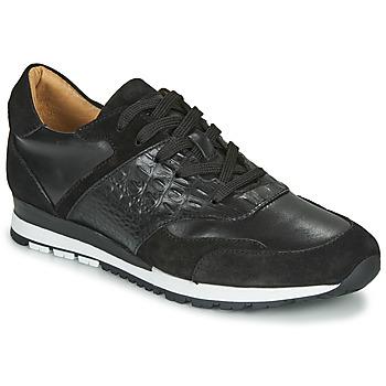Čevlji  Moški Nizke superge Brett & Sons SUZI Črna