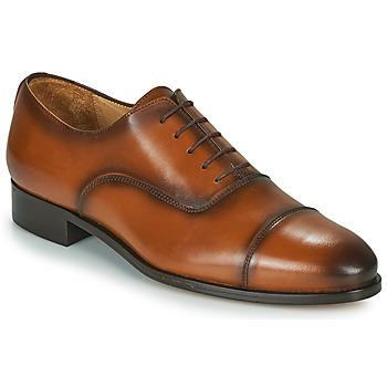 Čevlji  Moški Čevlji Derby Brett & Sons SUZINE Kostanjeva