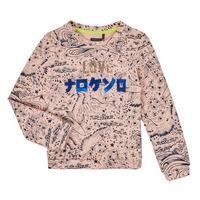 Oblačila Deklice Puloverji Ikks XR15022 Rožnata