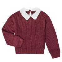 Oblačila Deklice Puloverji Ikks XR18062 Bordaux