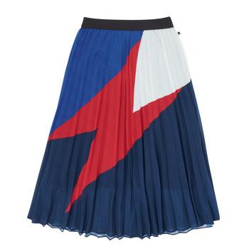 Oblačila Deklice Krila Ikks XR27052 Modra