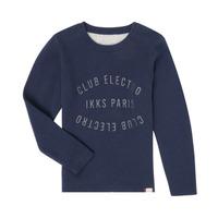 Oblačila Dečki Puloverji Ikks XR18003 Modra