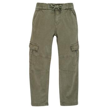 Oblačila Dečki Hlače cargo Ikks XR22033 Kaki