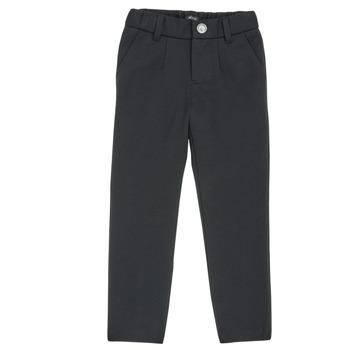 Oblačila Dečki Hlače s 5 žepi Ikks XR23023 Črna