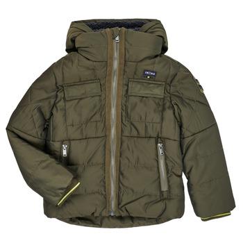 Oblačila Dečki Puhovke Ikks XR41123 Kostanjeva