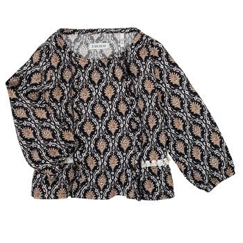 Oblačila Deklice Srajce & Bluze Ikks XR12020 Črna