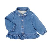 Oblačila Deklice Srajce & Bluze Ikks XR12030 Modra