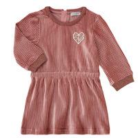 Oblačila Deklice Kratke obleke Ikks XR30120 Rožnata