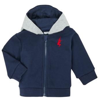 Oblačila Dečki Telovniki & Jope Ikks XR17001 Modra