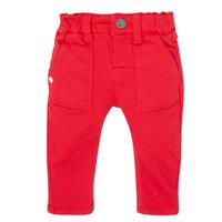 Oblačila Dečki Kavbojke slim Ikks XR29061 Rdeča