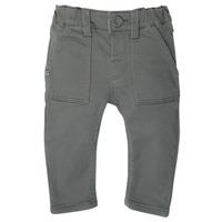 Oblačila Dečki Kavbojke slim Ikks XR29061 Zelena