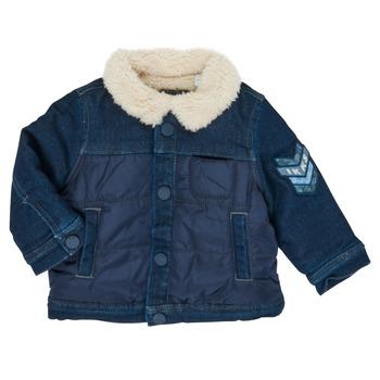 Oblačila Dečki Jakne Ikks XR40031 Modra
